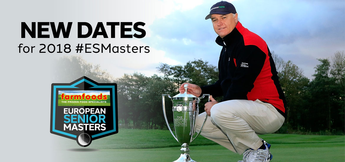 Farmfoods European Senior Masters